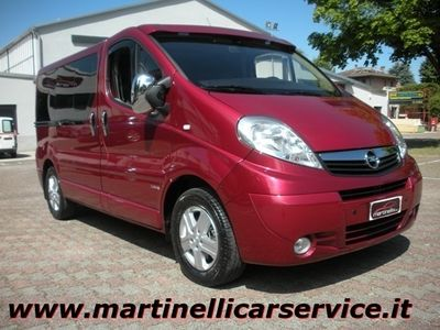 usata Opel Vivaro 27 2.0 CDTI 120CV Tour Elegance Easytronic