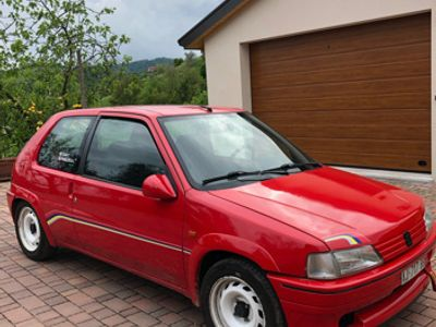 used Peugeot 106 1.3i cat 3 porte Rallye