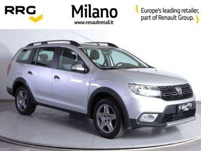 brugt Dacia Logan MCV Stepway 1.5 dCi 8V 90CV Start&Stop