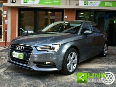 usata Audi A3 MY2014