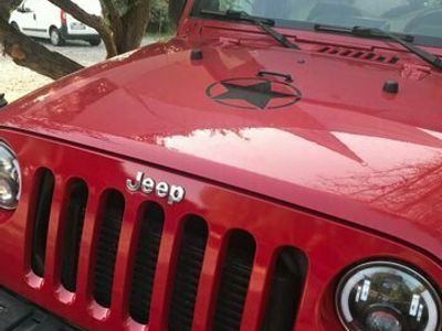 usata Jeep Wrangler 2.8 CRD