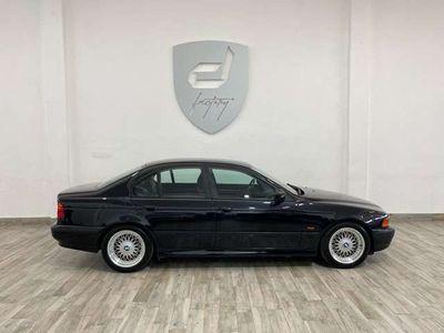 usata BMW 528 Serie 5 E39 24V cat BBS RC090 ShadowLine Pelle
