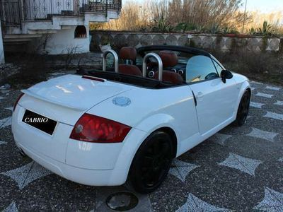 usata Audi TT Roadster CABRIO 1.8 TURBO B 20 V 150 CV
