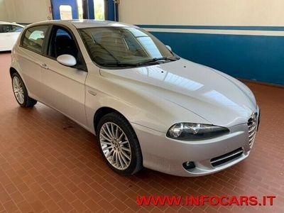 usata Alfa Romeo 147 1.9 JTD 12 CV 5 porte Progression