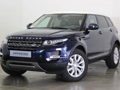 usado Land Rover Range Rover evoque 2.2 Sd4 5p. Pure