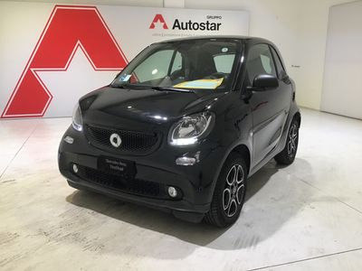 used Smart ForTwo Coupé FORTWO1.0 Passion 71cv twinamic my18