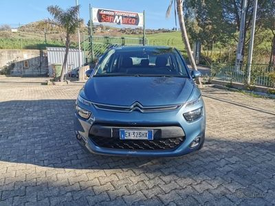 usata Citroën C4 Picasso anno 2014 1.6 diesel