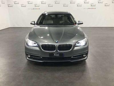 usata BMW 525 525 d touring xdrive Luxury auto E6