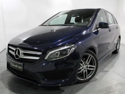 used Mercedes B200 - T246 Diesel d Premium Next