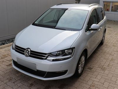 usata VW Sharan 1.4 Tsi Dsg Bmt 7.sitzer Comfortline