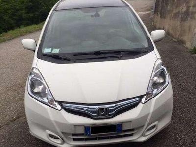 usata Honda Jazz Hybrid 1.3 i-DSi i-VTEC Elegance CV