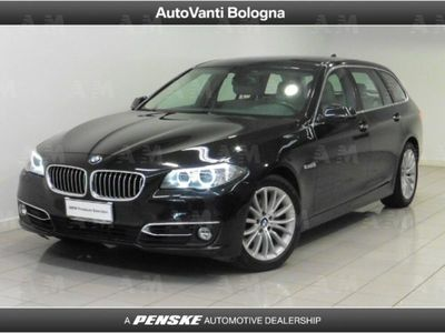 usata BMW 520 d xDrive Touring Luxury