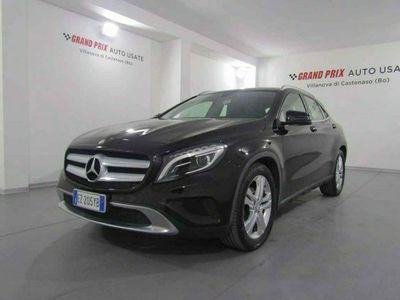 used Mercedes GLA180 CDI Automatic Sport