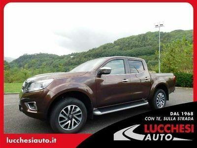 usata Nissan Navara Navara2.3dCi 160CV 4WD
