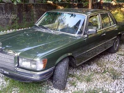usata Mercedes 280 se/w118.024 1976