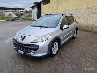 usata Peugeot 207 Outdoor 1.6 hai tetto pelle