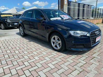 usata Audi A3 Sportback 1.6 Tdi s tronic - 2018