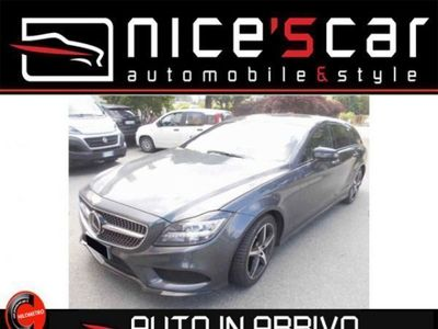 usata Mercedes CLS250 SW BlueTEC 4Matic Premium * TRAZIONE INTEGRALE