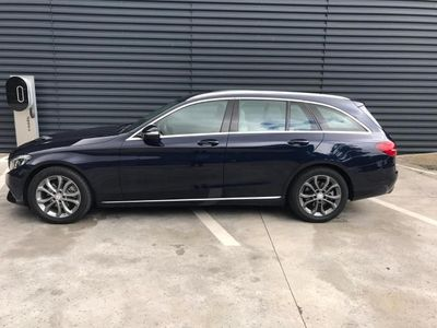 usata Mercedes C220 BlueTEC S.W. Premium