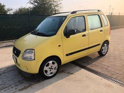 usata Suzuki Wagon R+ 1.3i 16V cat GL NEOPATENTATI
