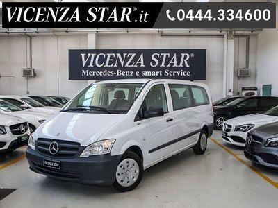 brugt Mercedes Vito 116 CDI Kombi Shuttle Extralong