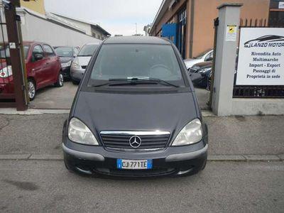 usata Mercedes A140 cat Avantgarde KM 100000 MOTORE RUMOROSO