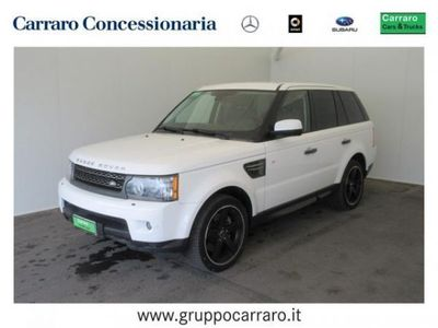 brugt Land Rover Range Rover 3.0 SD AUTO SPORT HSE 245HP