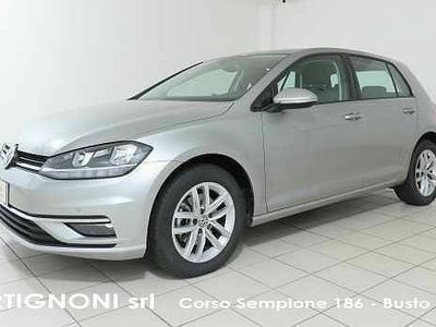 usata VW Golf VII 1.0 TSI 115 CV 5p. Business BlueMotion Technology del 2019 usata a Busto Arsizio