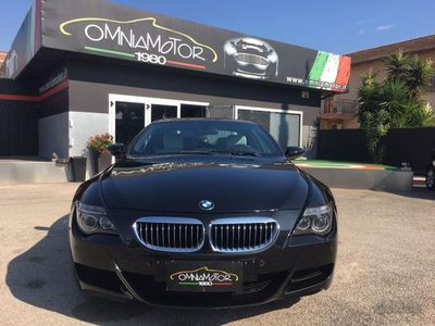 usata BMW M6 507cv coupe'