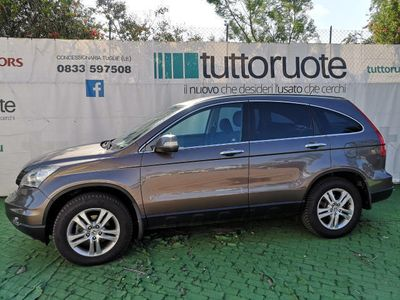 usata Honda CR-V 2.2 i-DTEC Exclusive AT
