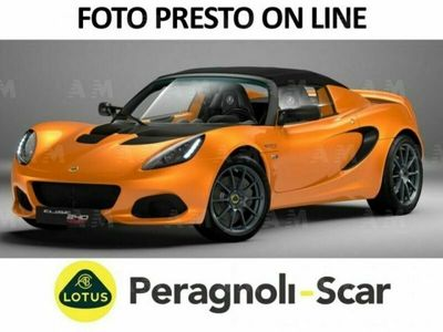 usata Lotus Elise Sport nuovo