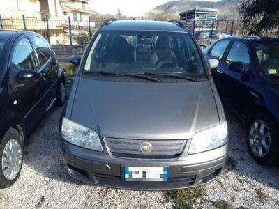 käytetty Fiat Idea 1.3 JTD 90CV Dynamic 5 posti