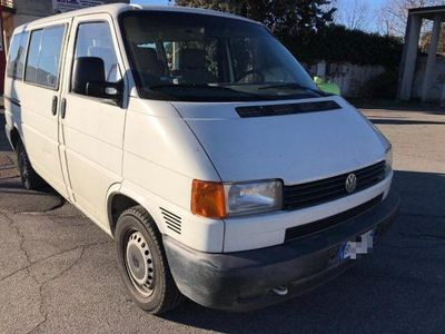 brugt VW Transporter Transp. 2.5 TDI/88CV cat PC Giard. Quick
