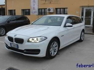 usata BMW 518 touring/business/bixeno !!!da 395? al mese!!! diesel