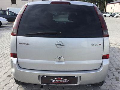 brugt Opel Meriva 1.7 diesel 2007