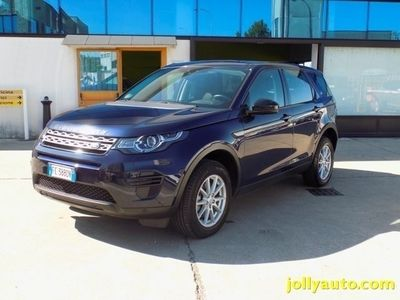 usata Land Rover Discovery Sport 2.0 TD4 180 CV Auto Business Edition