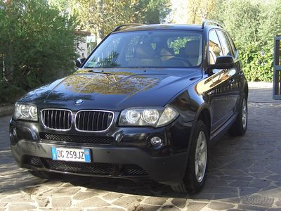 used BMW 2000 X3 (E83) anno 2007 -Disel