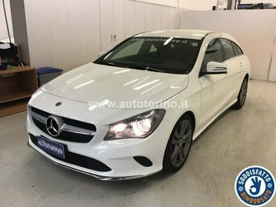 usata Mercedes CLA180 Shooting Brake 180 d Sport auto