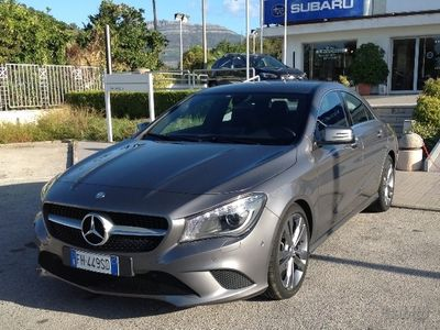 usata Mercedes CLA220 d CDI SPORT Automatica