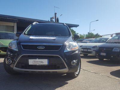 usata Ford Kuga 2ª serie - 2012 2.0 TDCI TREND