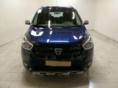 usata Dacia Lodgy Stepway 1.5 Blue dCi 8V 115CV 7 posti usato