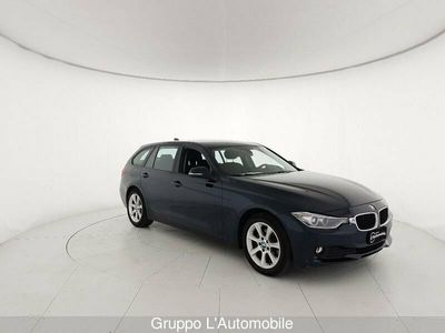 usata BMW 320 Serie 3 Touring Serie 3 F31 2012 Touring d touring xdrive Business auto
