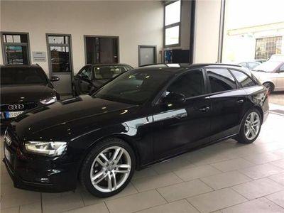 usata Audi A4 Avant 2.0 TDI 177 CV quattro S tronic *S-LINE*