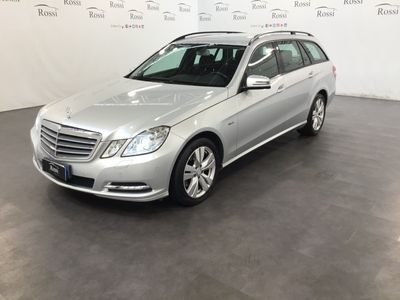 usata Mercedes 250 Classe E SWcdi BE Executive 4matic auto