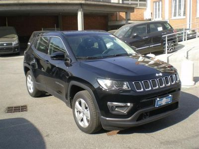 venduto jeep compass 2 0 multijet ii auto usate in vendita. Black Bedroom Furniture Sets. Home Design Ideas