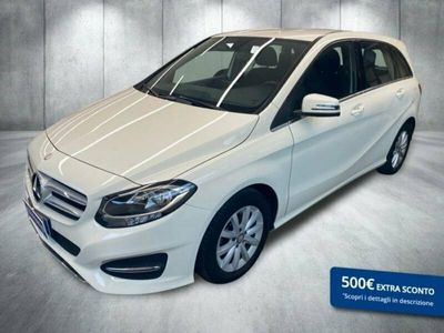 usata Mercedes B180 CLASSE Bd Executive Next