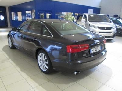 usata Audi A6 A63.0 TDI 245CV clean diesel quattro S tronic Business plus