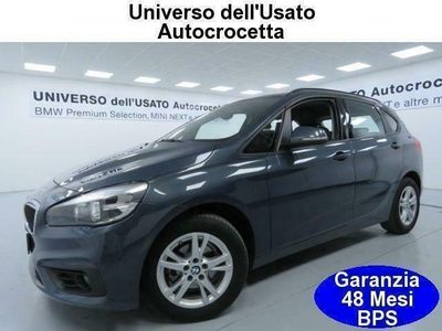 usata BMW 214 Active Tourer d Advantage EURO 6