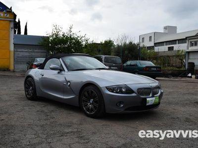 used BMW Z4 M cat benzina