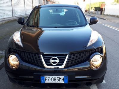 käytetty Nissan Juke 1.5 Diesel anno 2015 EURO 6